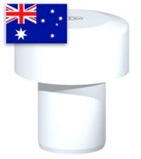 Air admittance valves Australian sizes