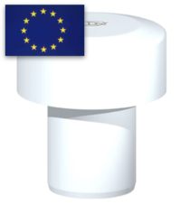 Air admittance valves EU sizes