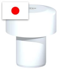 Air admittance valves Japan sizes