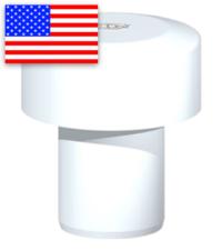 Air admittance valves US sizes